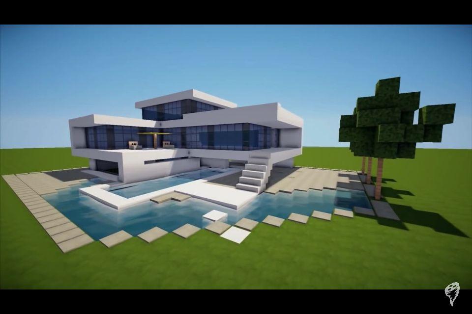Is ahoyar cool Mansiones de minecraft Pinterest Minecraft
