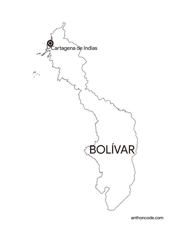 Mapa De Colombia Para Pintar E Imprimir En Pdf Mas Vector En 2020 Mapa De Colombia Mapas Mapa Para Colorear