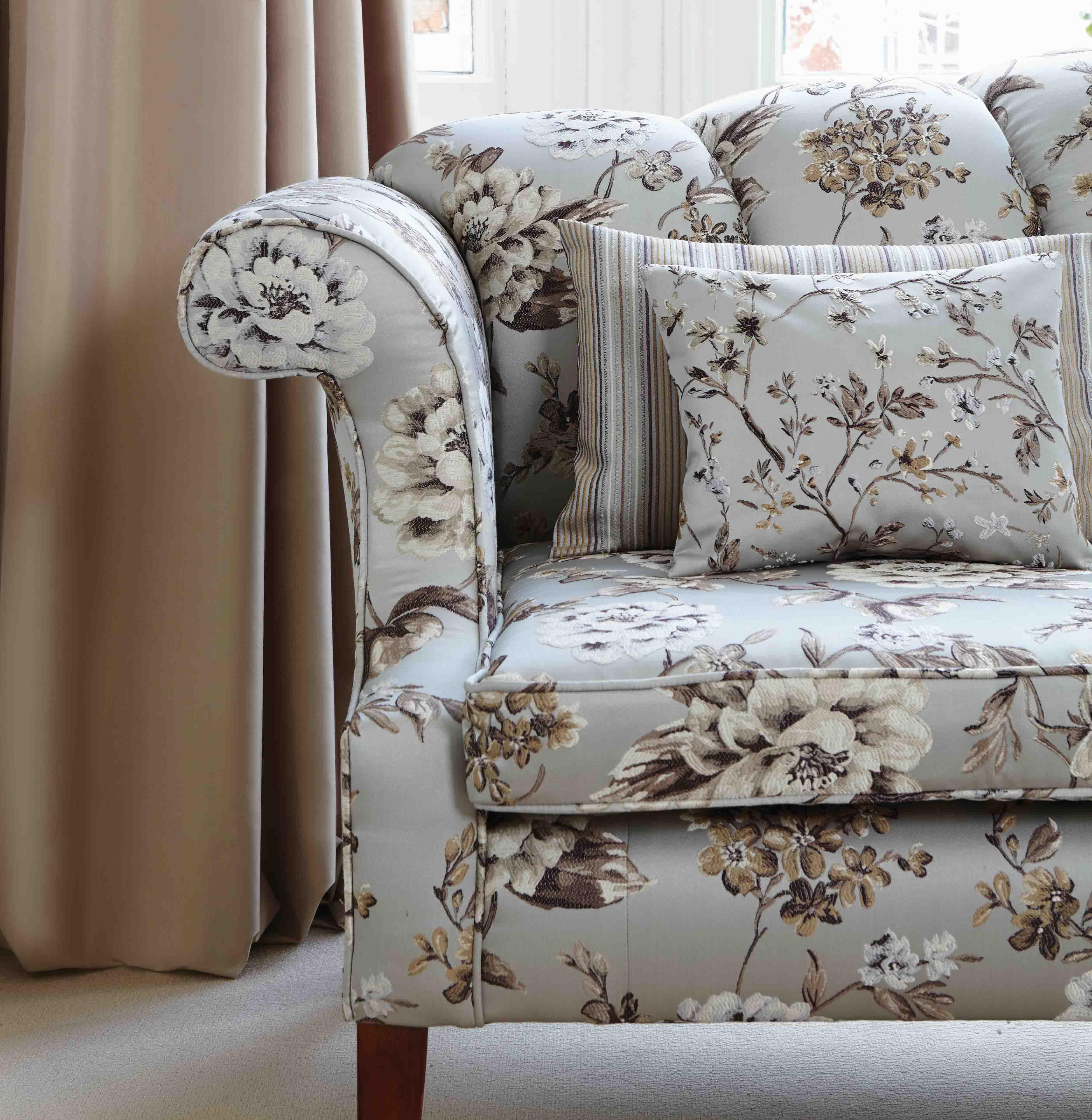 Themildencollection Designinpsiration Ddecor Couch Fabric Design Art Cushion Homedecor Design Interior Furniture Furniture Decor Decor