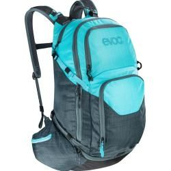 Photo of Evoc Explorer Pro 30L Rucksack Grau Blau 21-30l Evoc