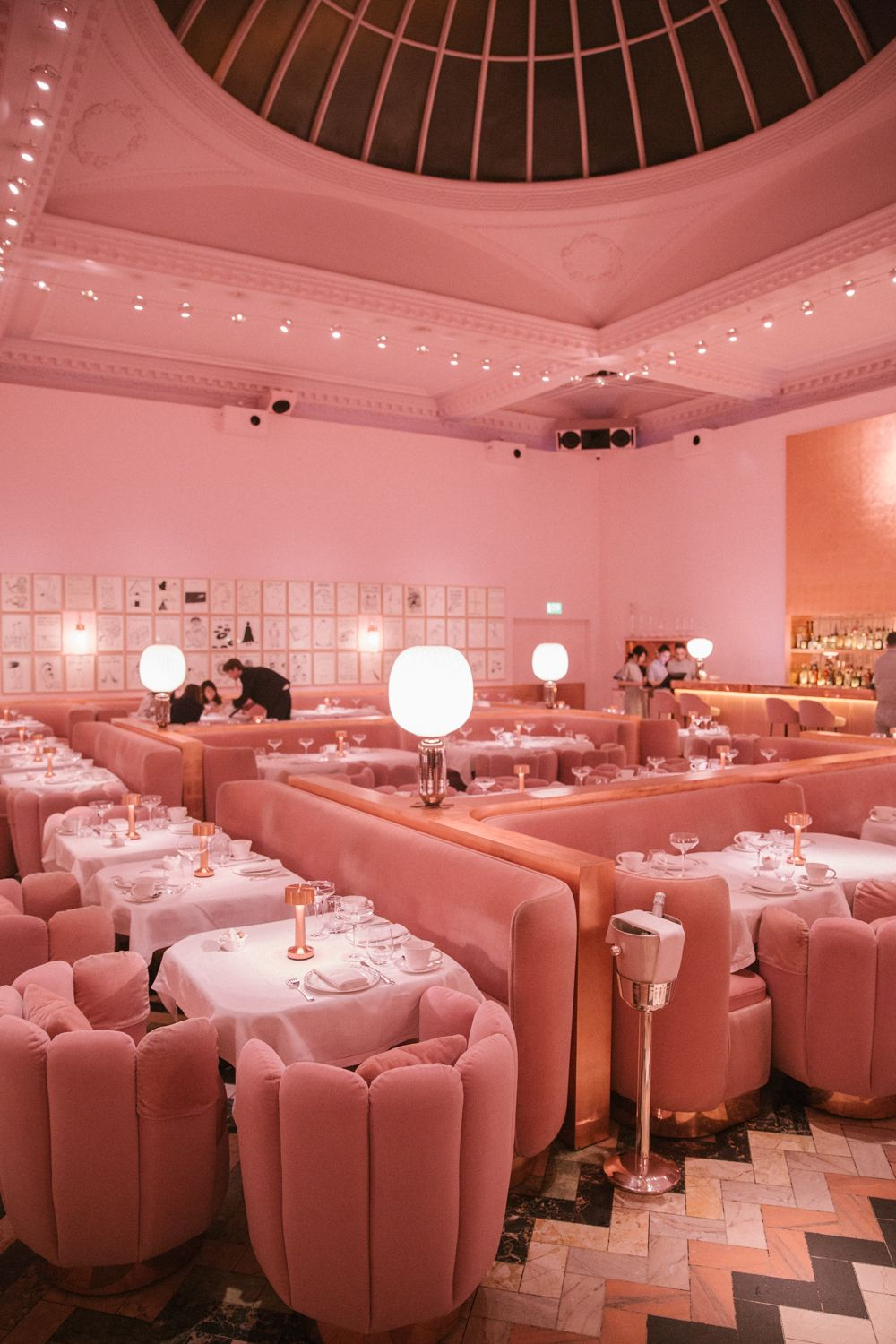 The gallery restaurant at sketch london other rooms rest