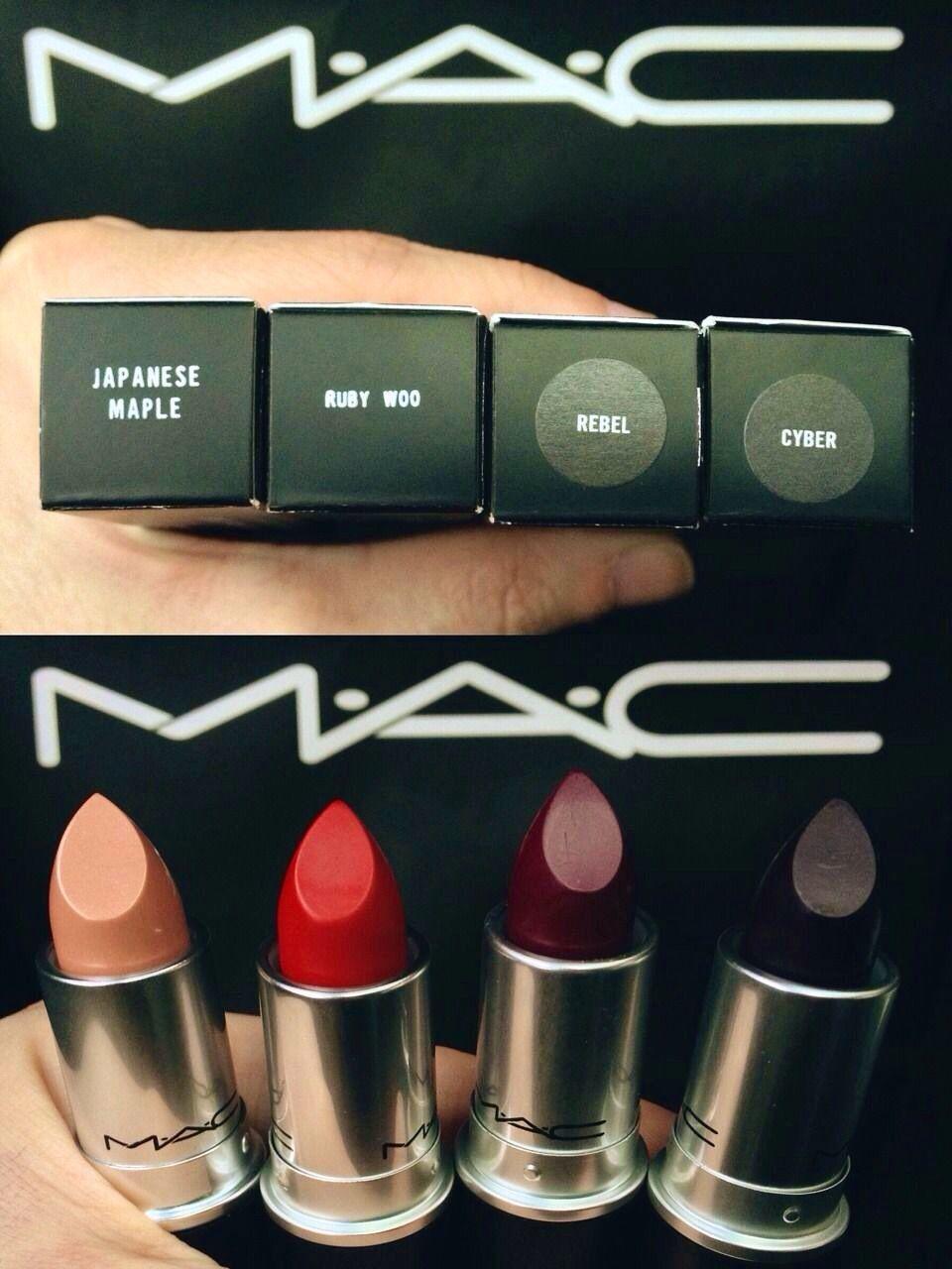M.A.C. Lips