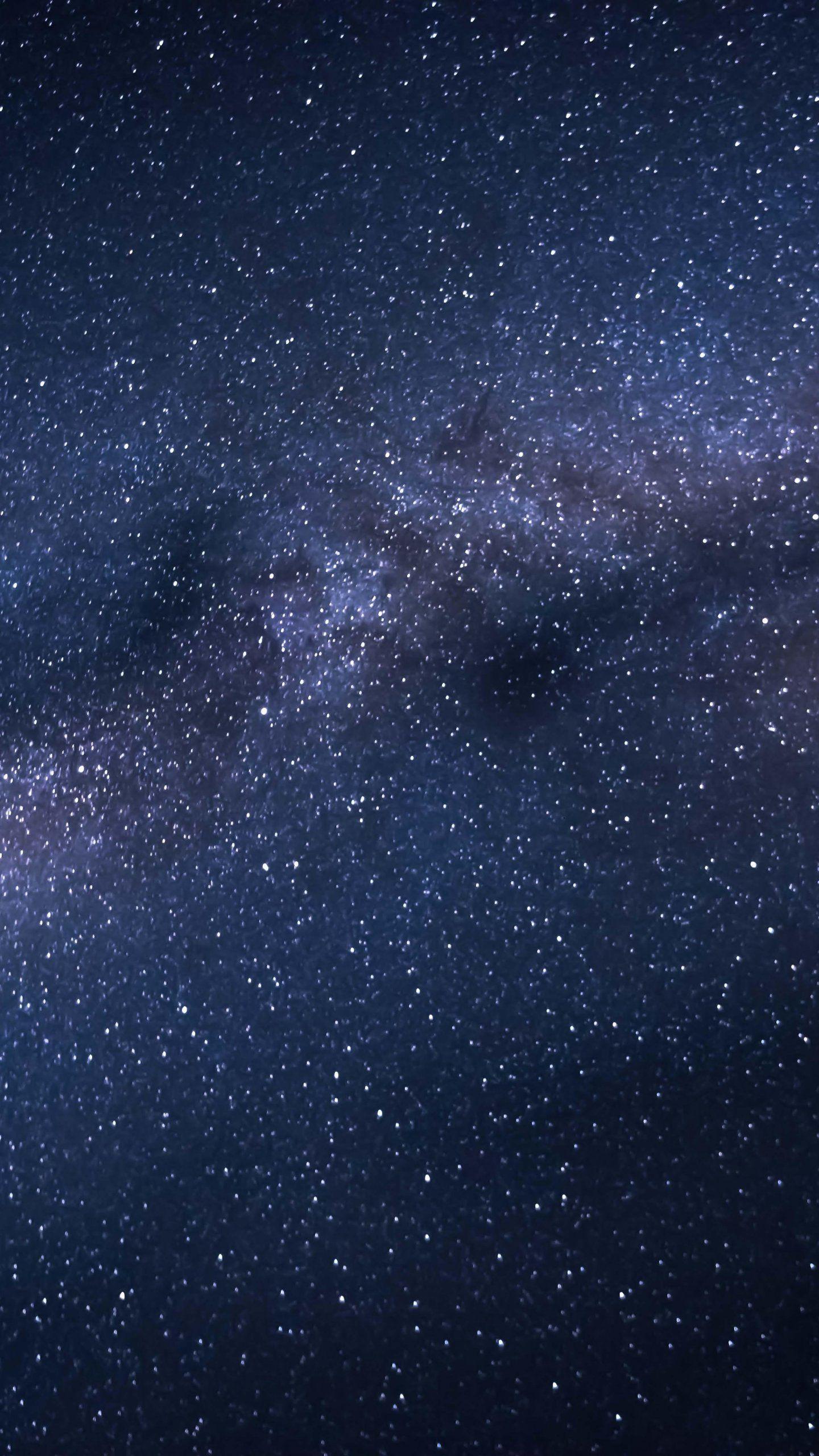 Galaxy Background Hd Portrait