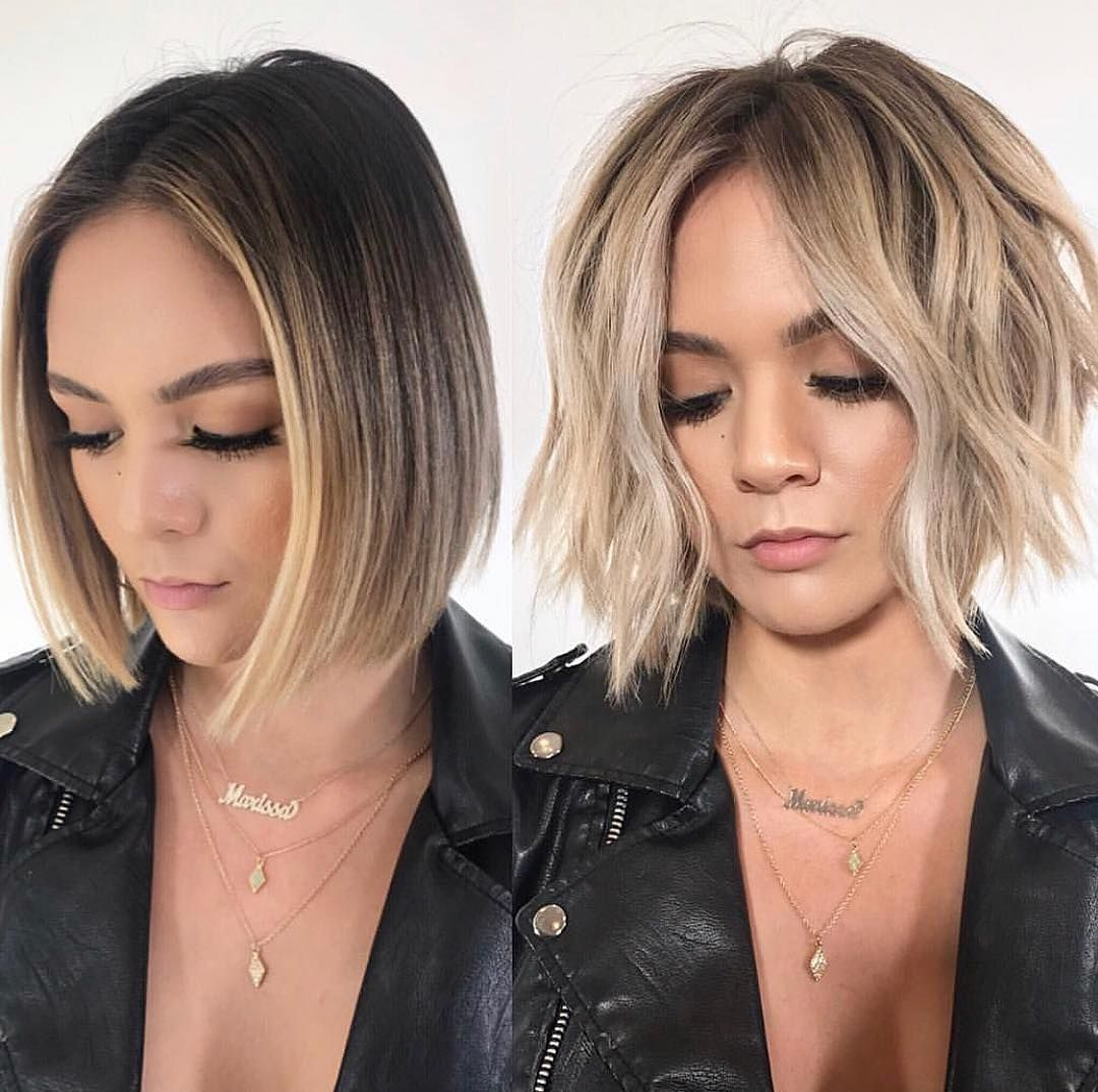 This '90s Bob Is The Haircut You Need To Shake Up