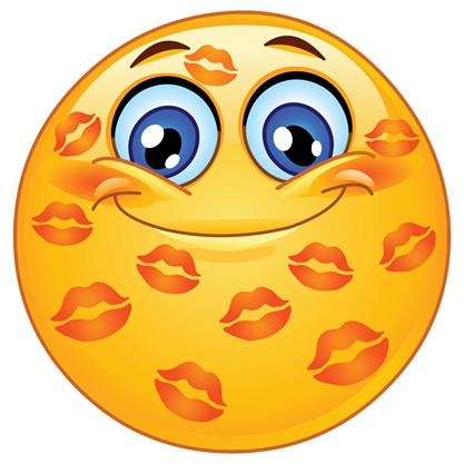 Smiley whatsapp kuss bedeutung ogileariz: Kuss