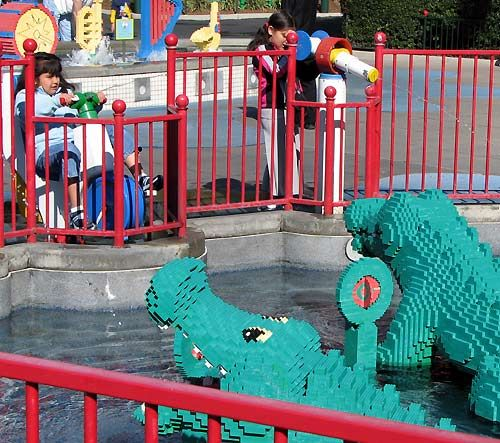 Legoland California: See Ya Later...