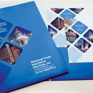 brochure design inspiration real estate architecture samples