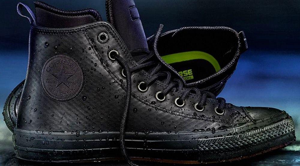 Converse High Top Waterproof Sneaker