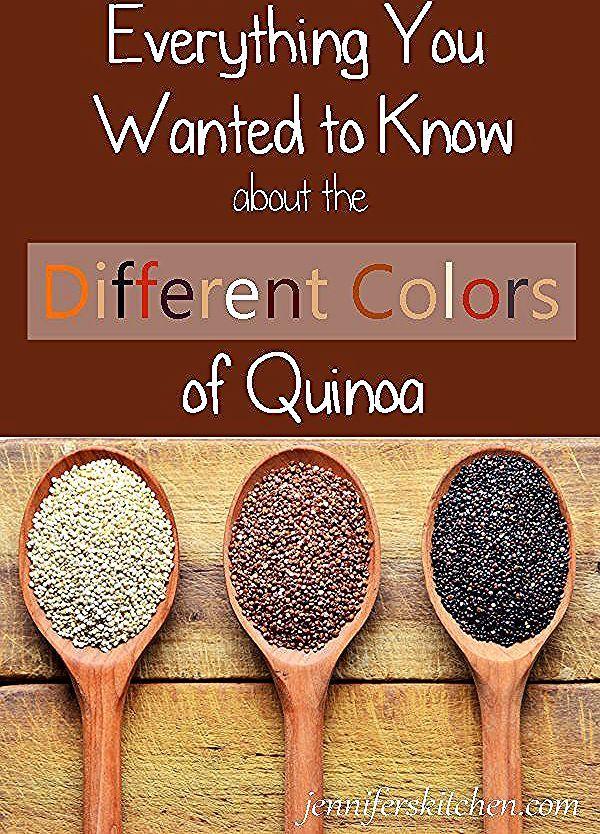 Quinoa Nutrition Facts Quinoa Nutrition Facts Quinoa