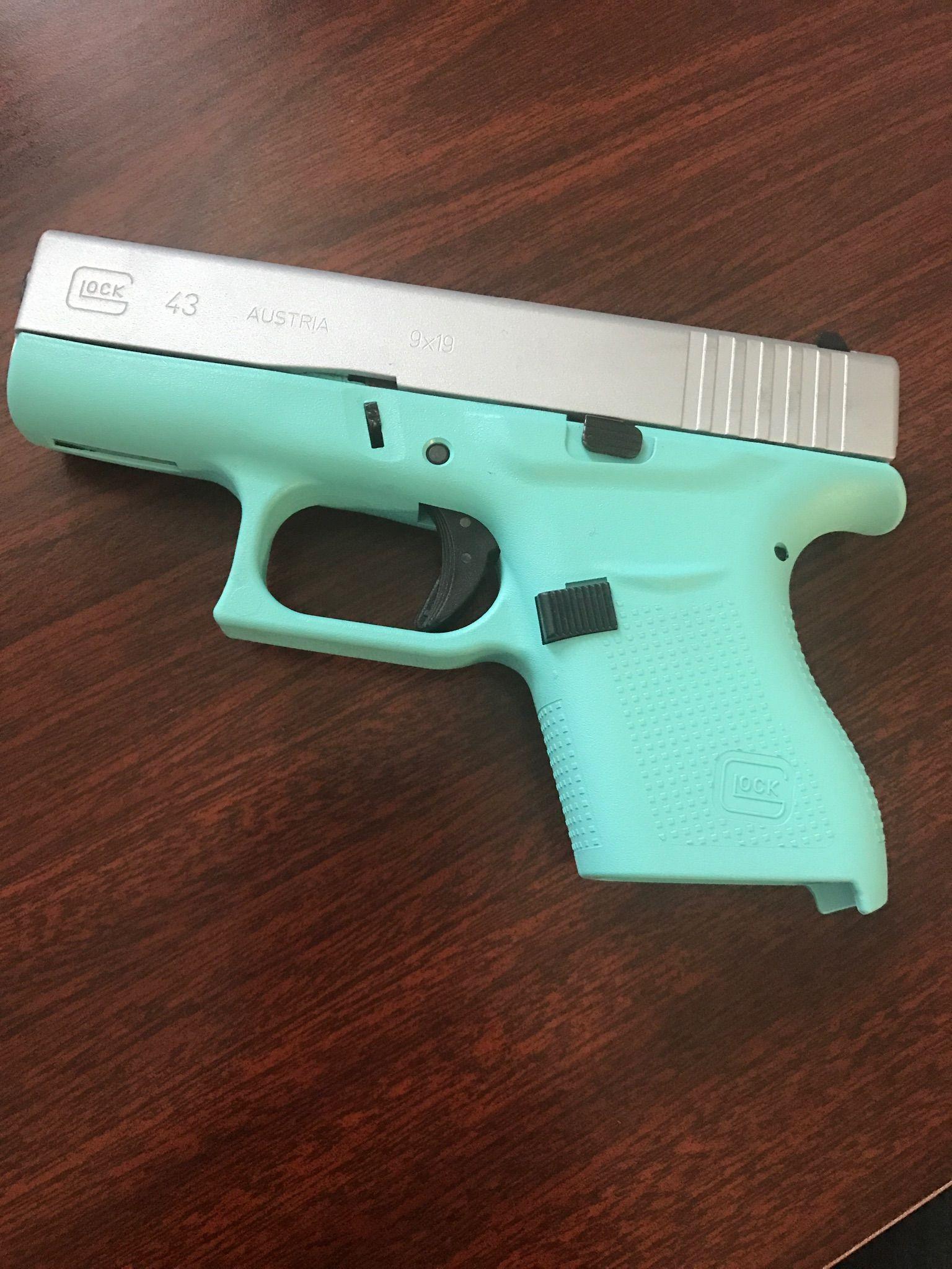 c9531ee66b2 Custom Tiffany Blue - Glock 43
