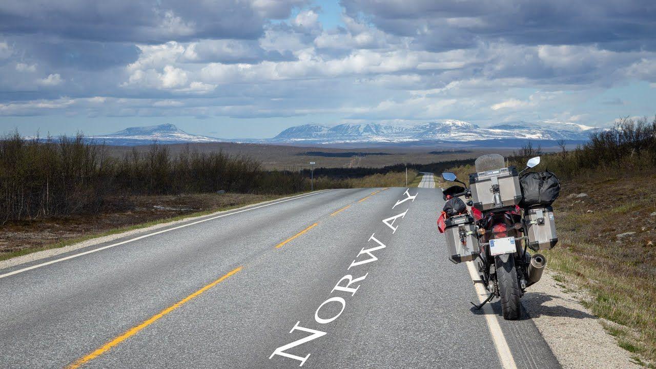 Road trip Europe 2019 Norvège Finlande Autriche Italie