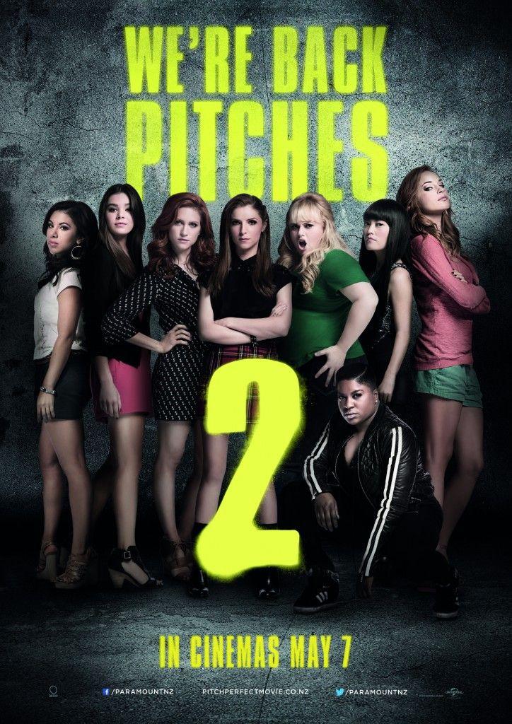 Pitch Perfect 2 Pitch Perfect Pitch Perfect 2 Posteres De Filmes
