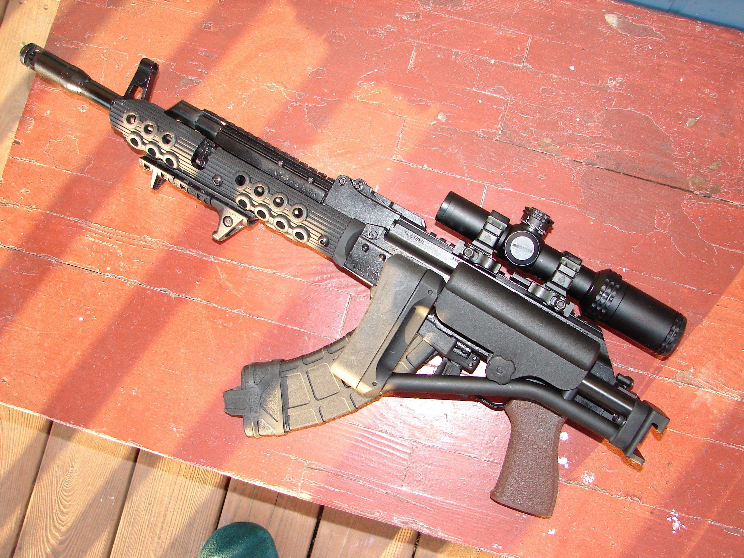 Feg mobili ~ My heavily modified feg amd kalish guns