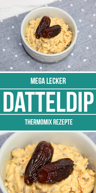 Photo of Date dip quick & easy from the Thermomix