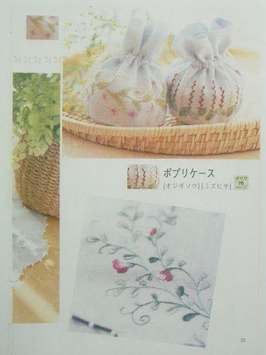 Bordados japonesa - Junya Punjun - Álbuns da web do Picasa