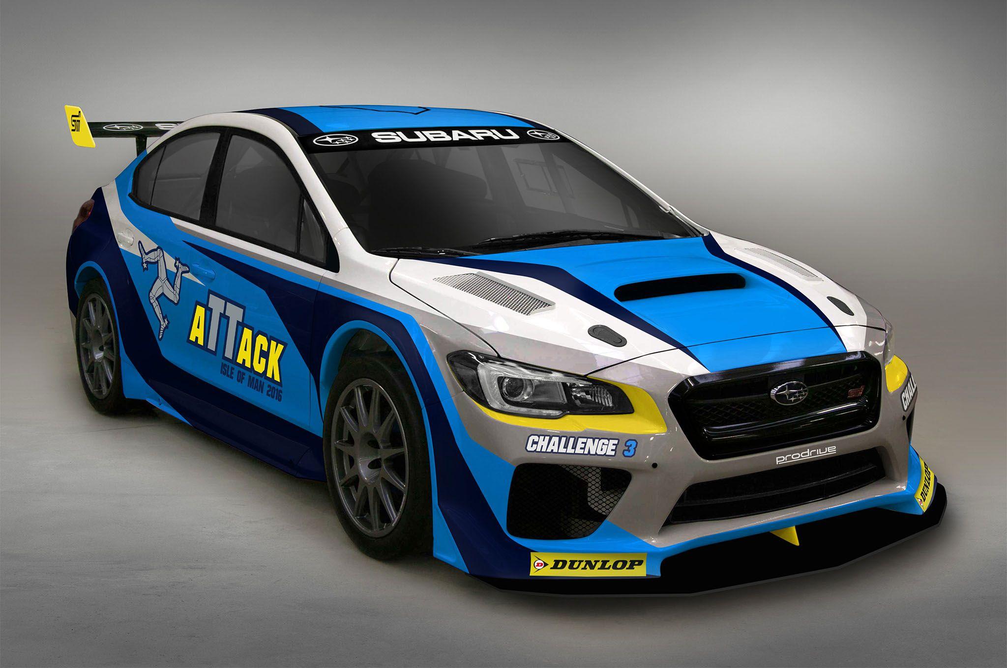 Subaru Race Car >> Image For 2016 Subaru Wrx Sti Race Car Wallpaper