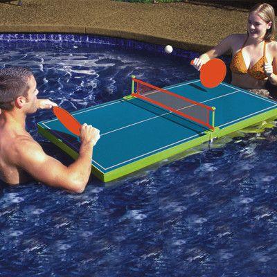 Superieur Poolmaster Floating Table Tennis Game 72726, #Poolmaster_72726
