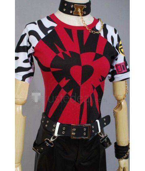 Vocaloid Project Diva F Kagamine Len bad boy Uniform ...