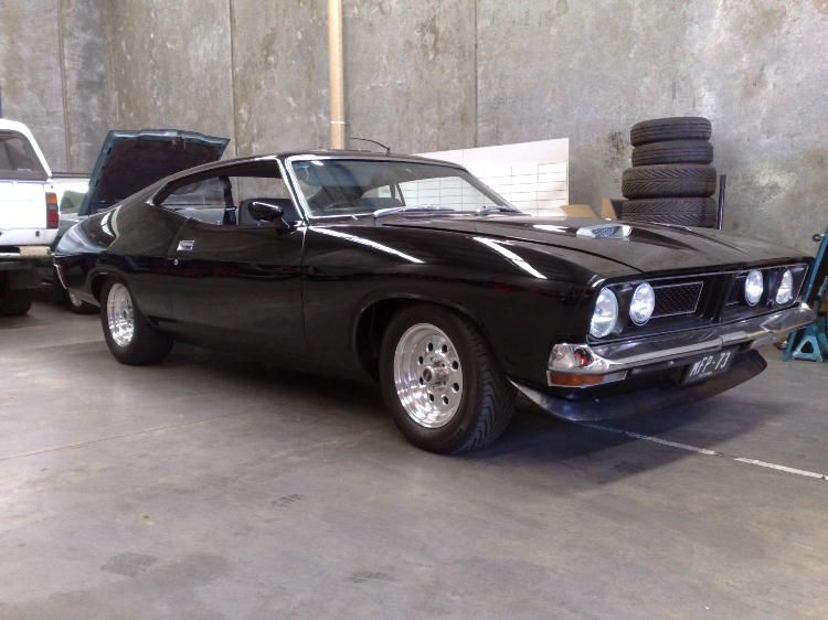 1973 Ford Falcon Xb Gt Coupe Maintenance Restoration Of Old
