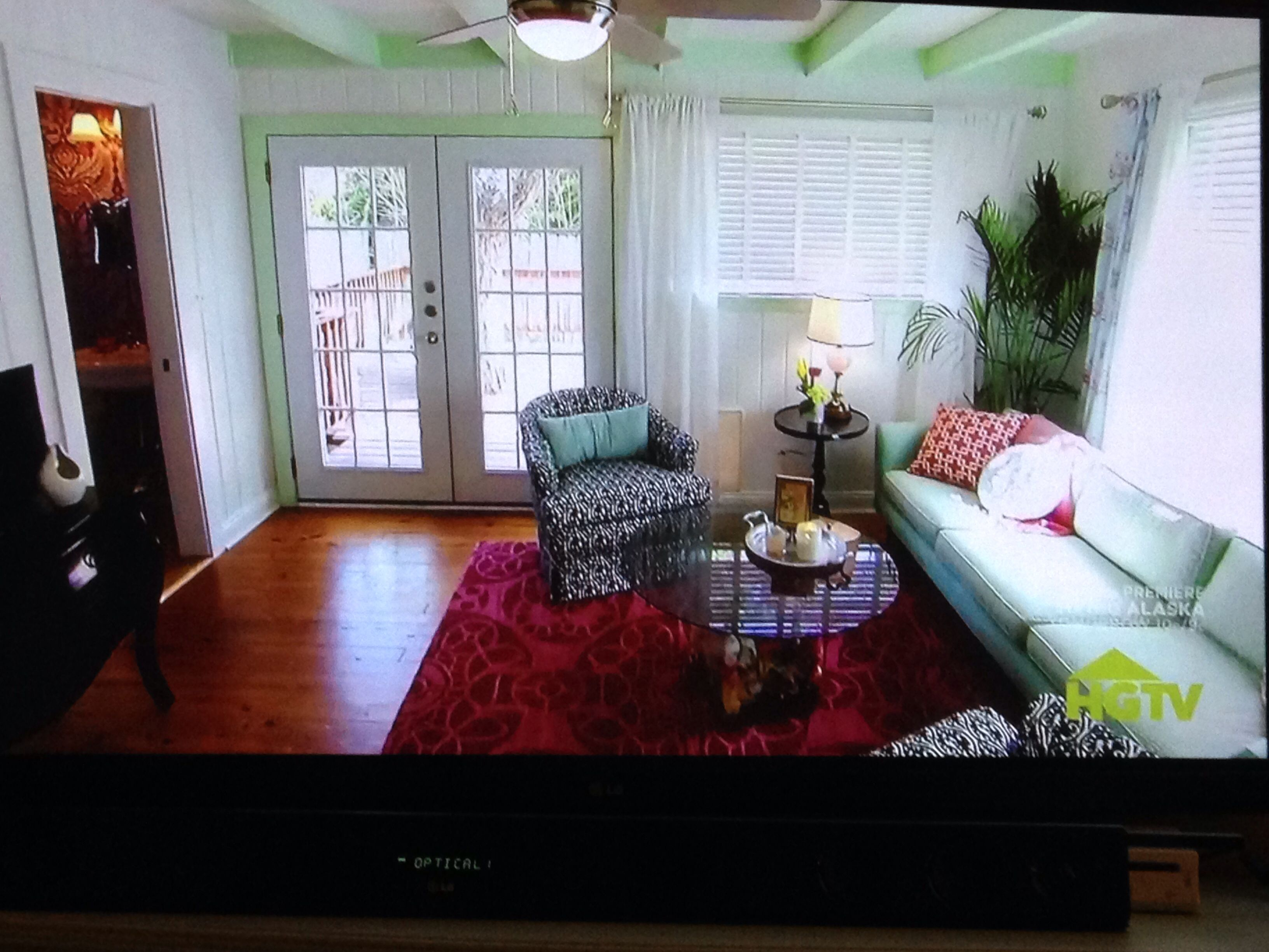 HGTV s Property Brothers Amber s Bachelorette Pad This is by far