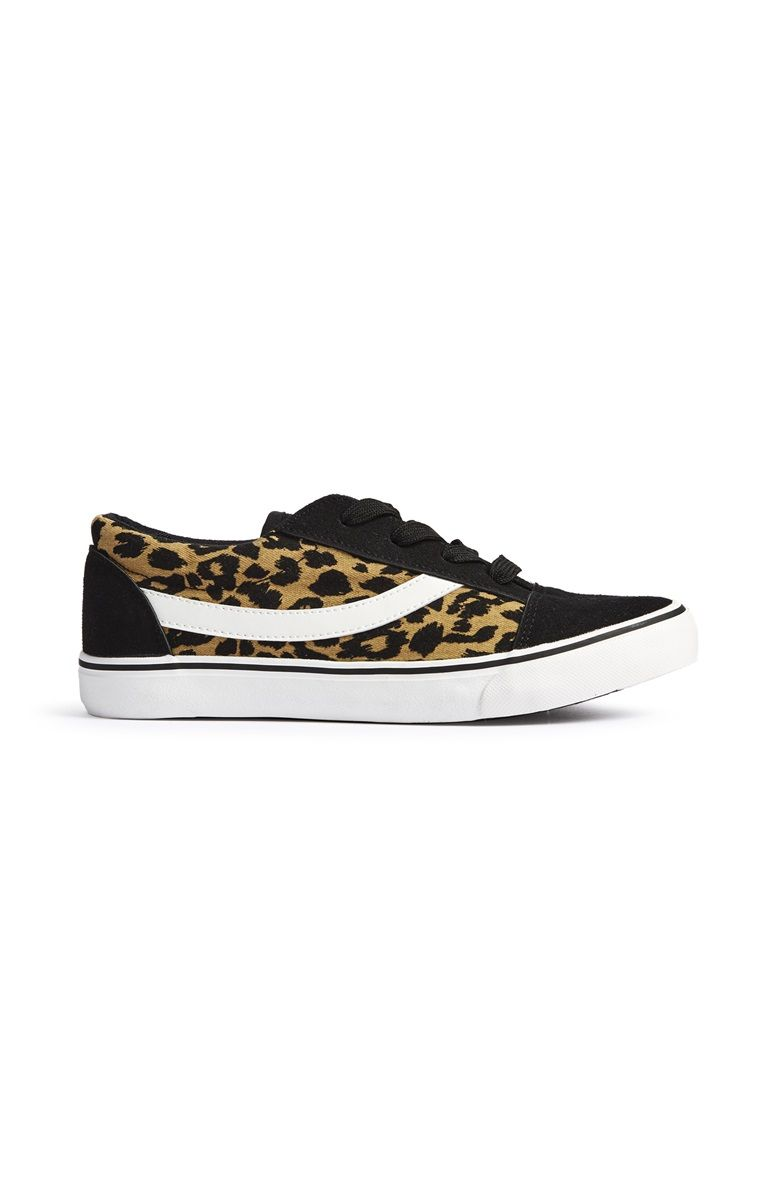 Primark Leopard Sneakers With Images