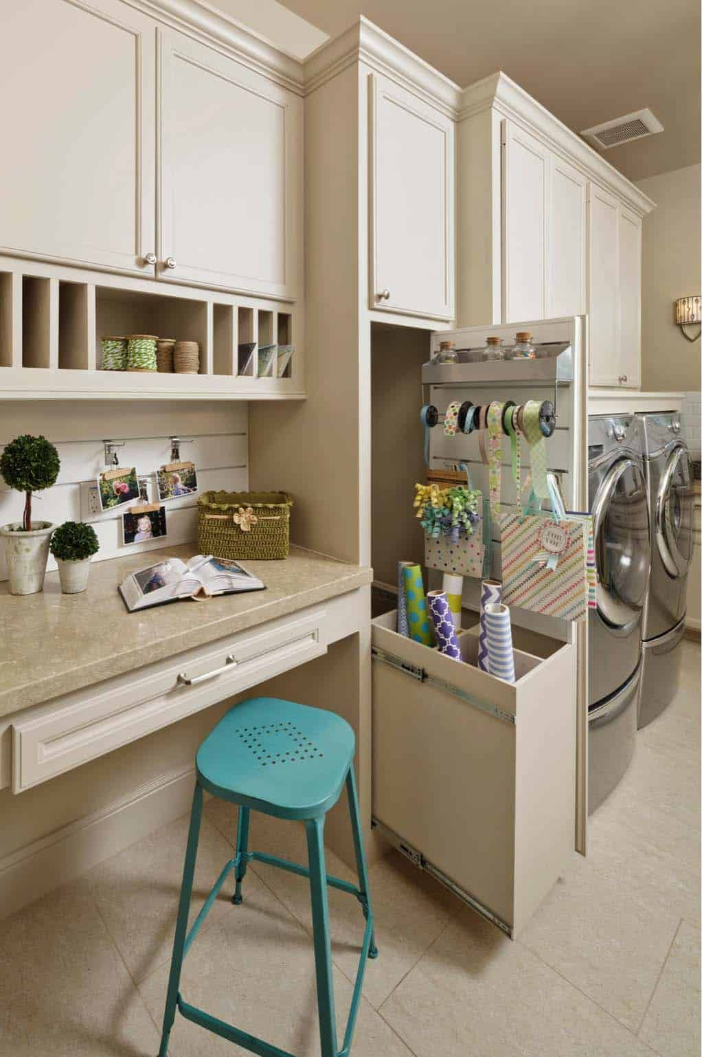 23 Incredibly Efficient And Multifunctional Laundry Room Ideas Laundry Room Storage Laundry Room Design Laundry Craft Rooms