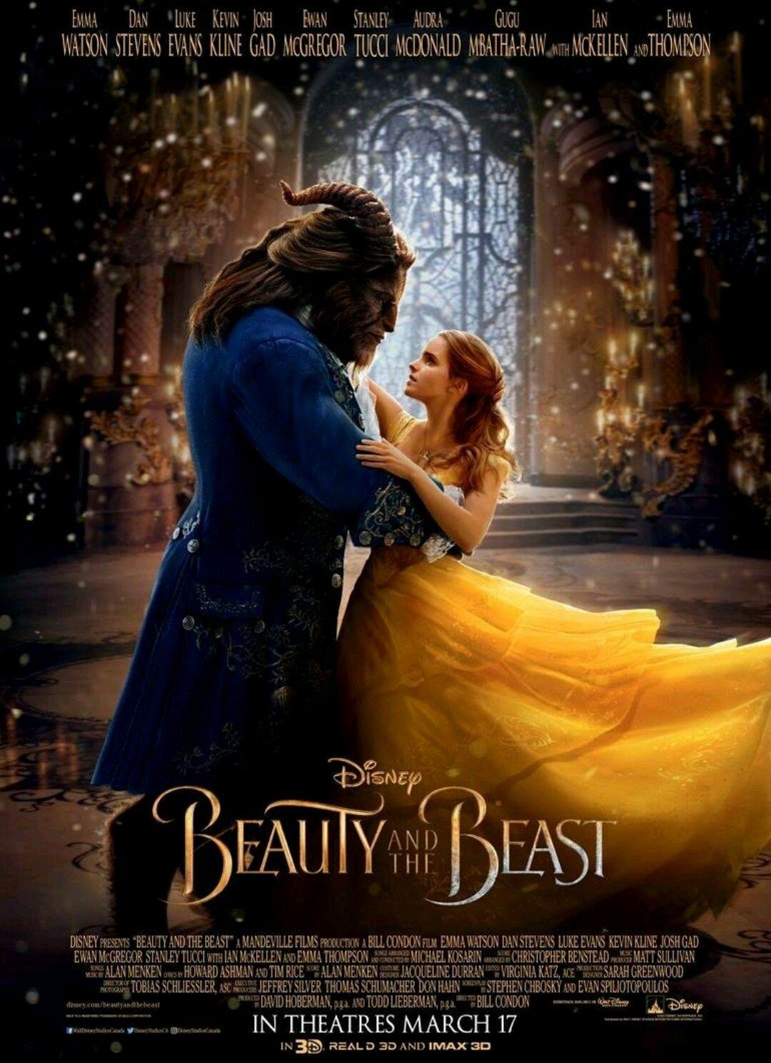 Streaming Beauty And The Beast 2017 : streaming, beauty, beast, Beauty, Beast, (2017), Movie,