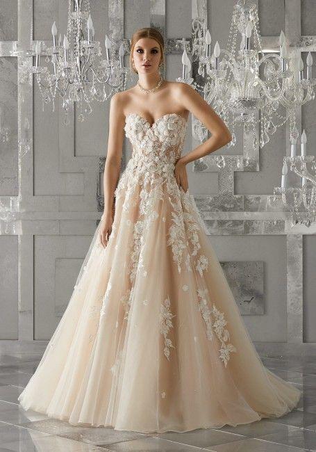 52104450e Mori Lee 8171 Meadow Wedding Dress