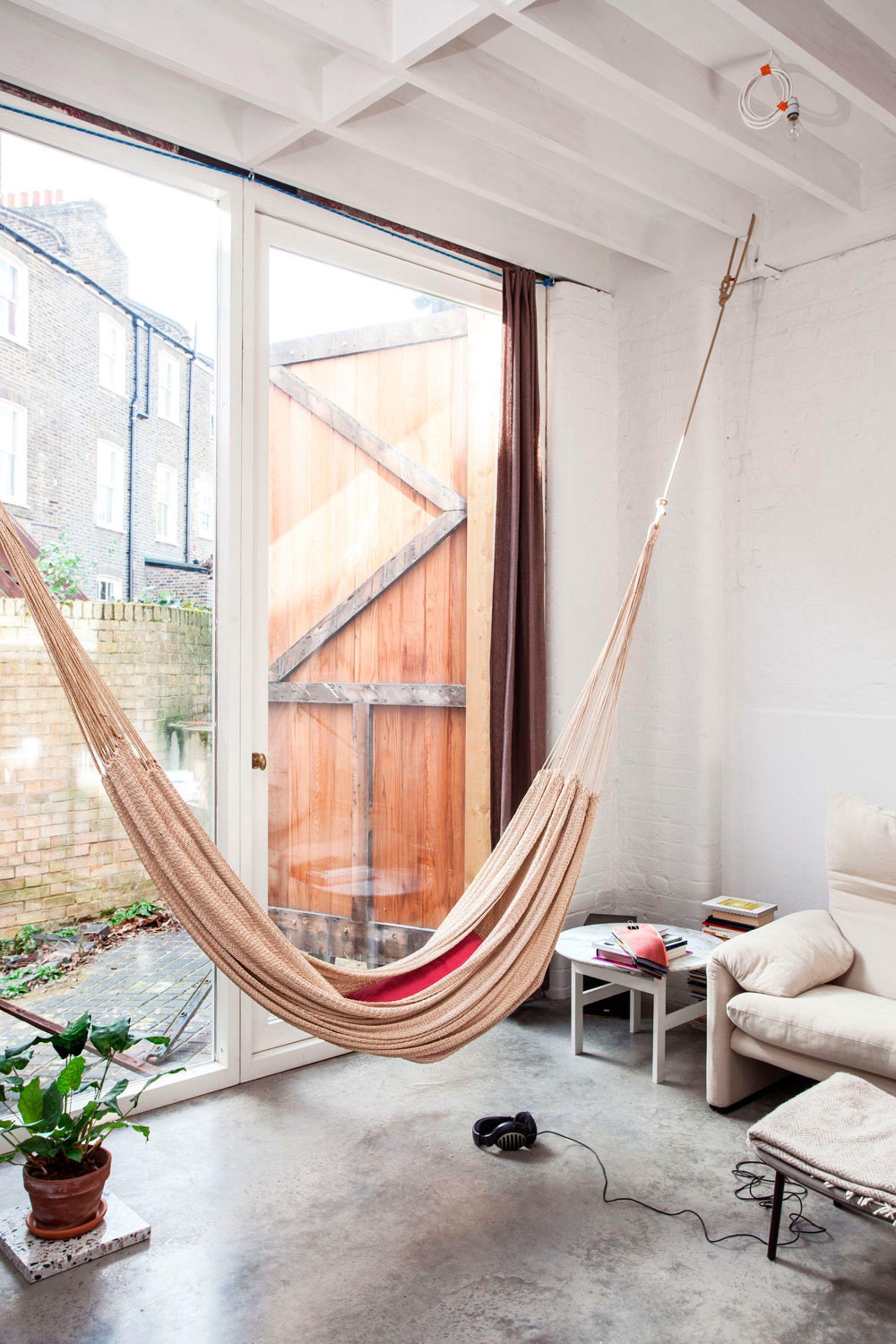 design shulman hammock architecture room living house associates
