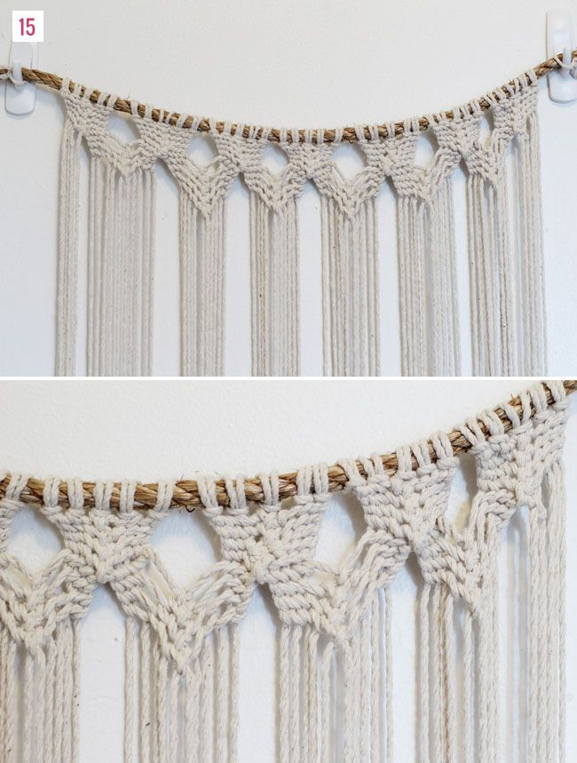 Diy Macrame Hanging Macrame Diy Macrame Tutorial Macrame Patterns