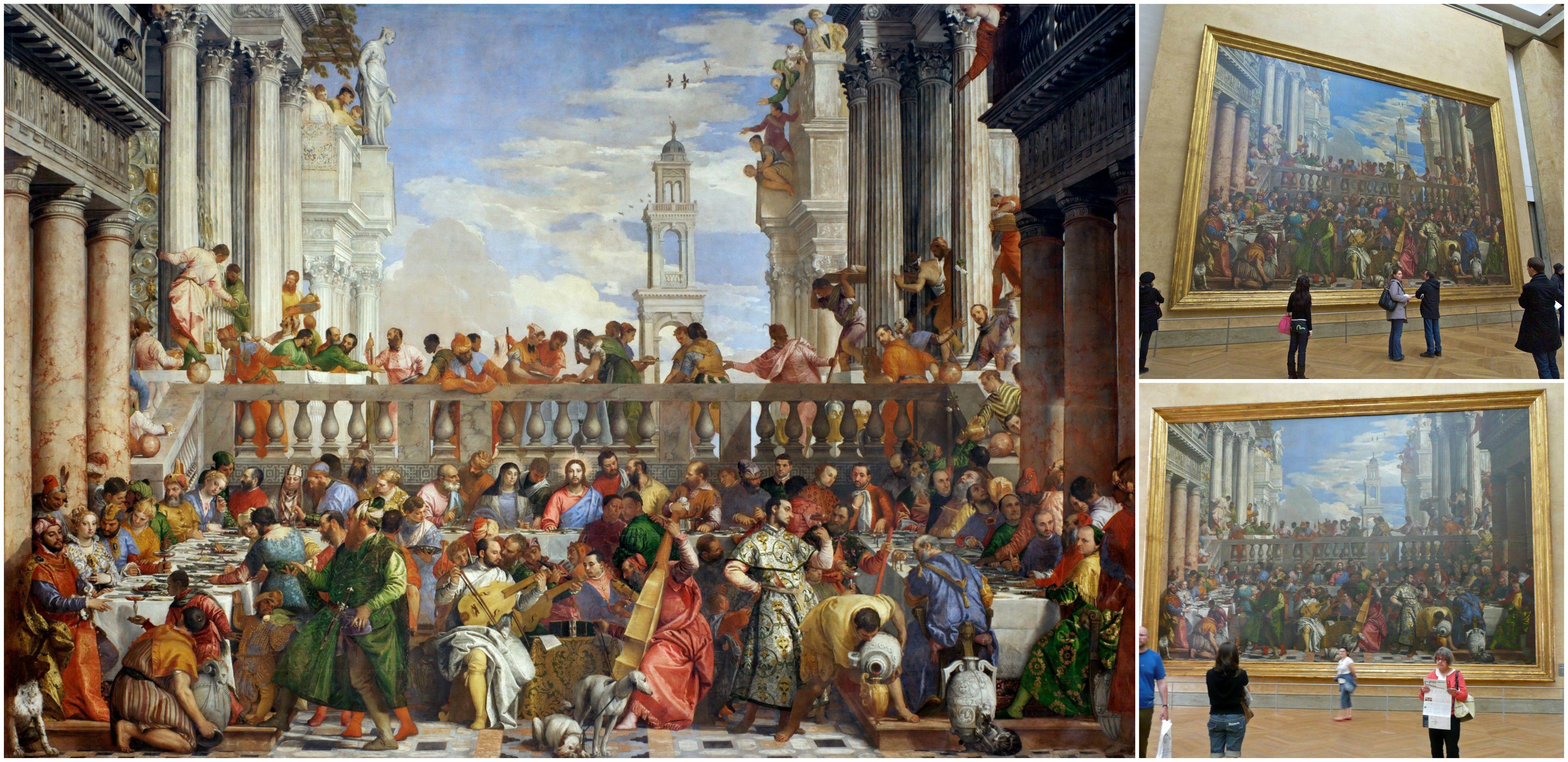 Stop 8 The Wedding Feast At Cana Renaissance Paintings Renaissance Art Art
