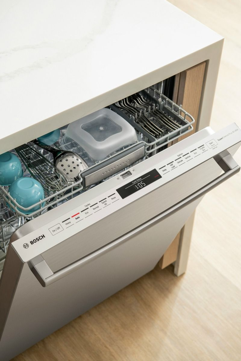 Taking Your Kitchen To The Next Level With A Bosch 800 Series