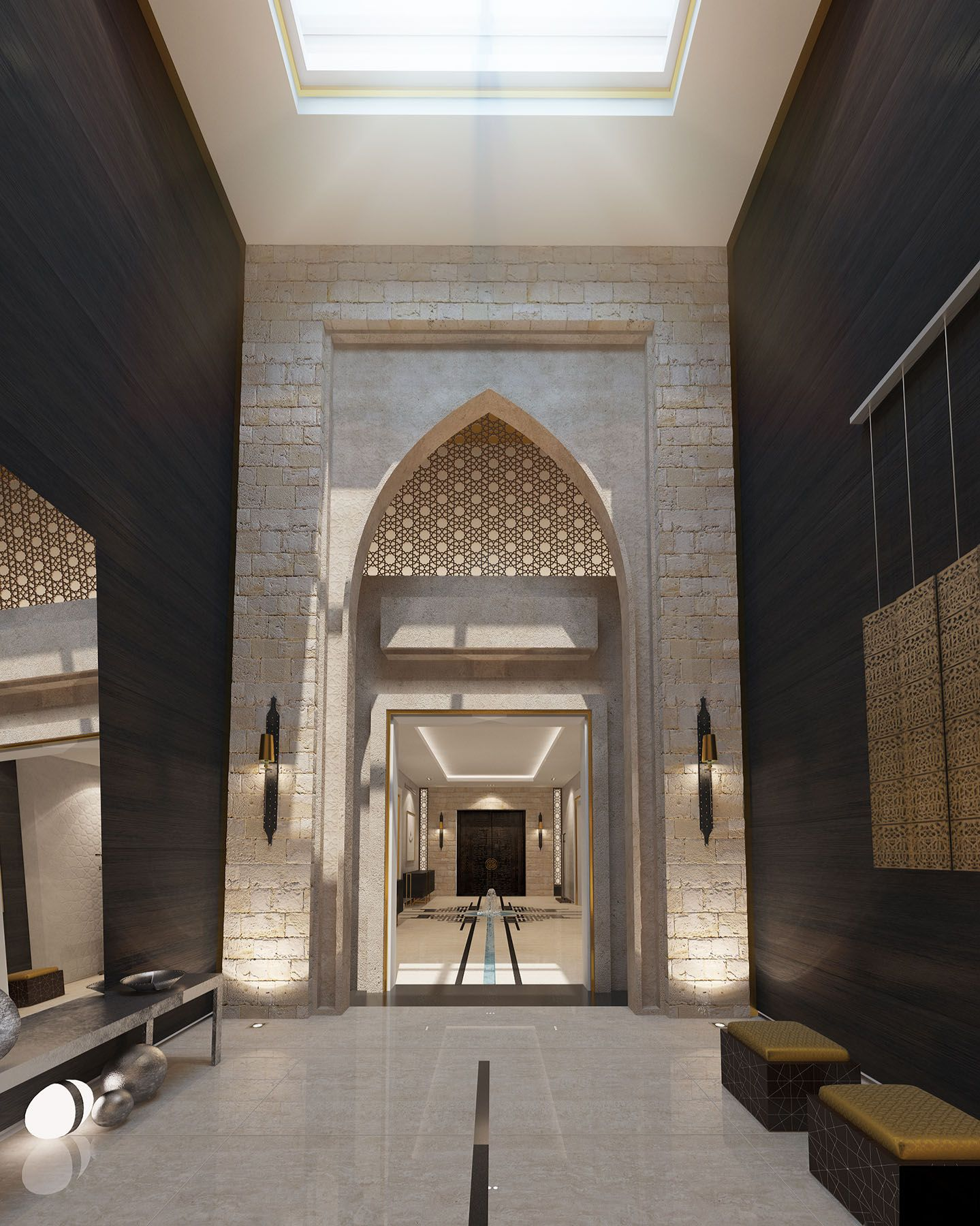 Mimar Interiors #interiordesign #design Looking for a classic ... for Moroccan Archway  173lyp