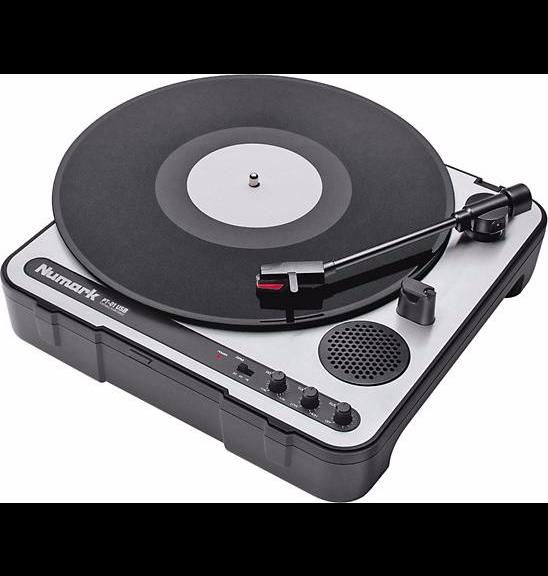 Numark Pt 01usb Portable Usb Dj Turntable Record Player Usb Turntable Turntable Turntable Record Player