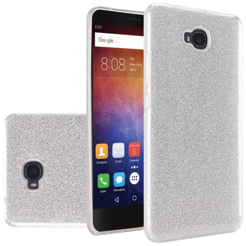 Insten Hard Snap-on Dual Layer Hybrid Glitter Case Cover For Huawei Ascend XT #2354584