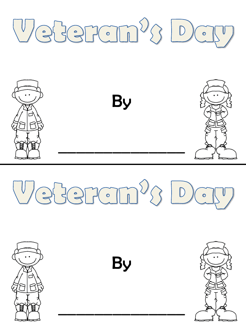 - Fun In First Grade: Veteran's Day Veterans Day Activities