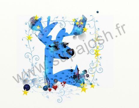 christmas is comming!!  possible sur tous support coton de 3 mois a 2xl hand made  supajosh.fr