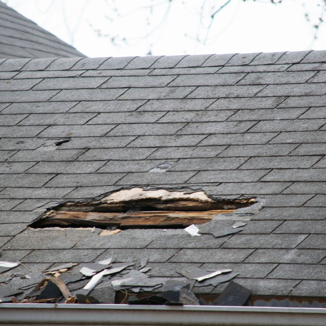 We Are Experienced And Certified In Storm Damage Repairs We Will Come In Do A Free Roof Inspection And Take Care Of Thi Roofing Basics Roofing Aluminum Roof