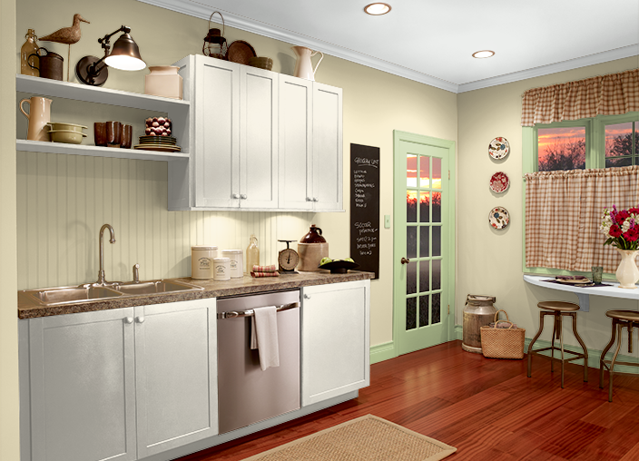 this is the project i created on behr. i used these colours
