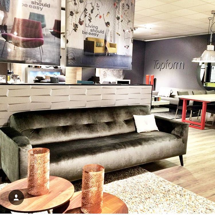 Topform #zitbank Caressa bij Magneet Interieurs te Waalwijk. Foto ...