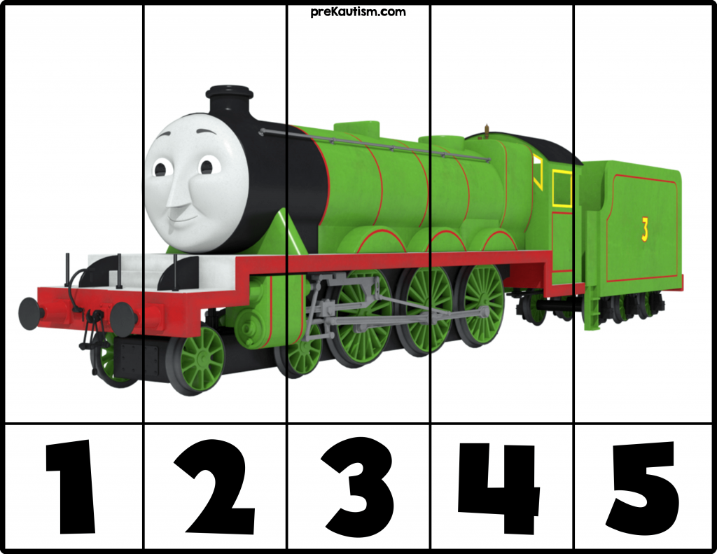 Free Printable Thomas Amp Friends Puzzles