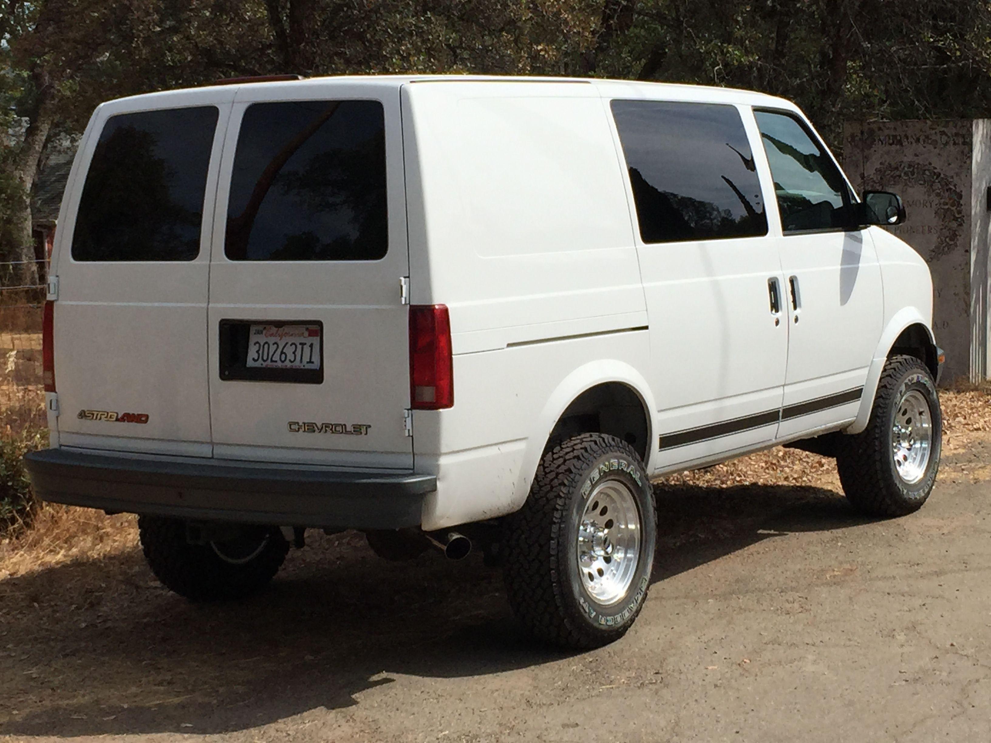 2003 Chevy Astro Cargo Awd Astro Van Camper Ideas