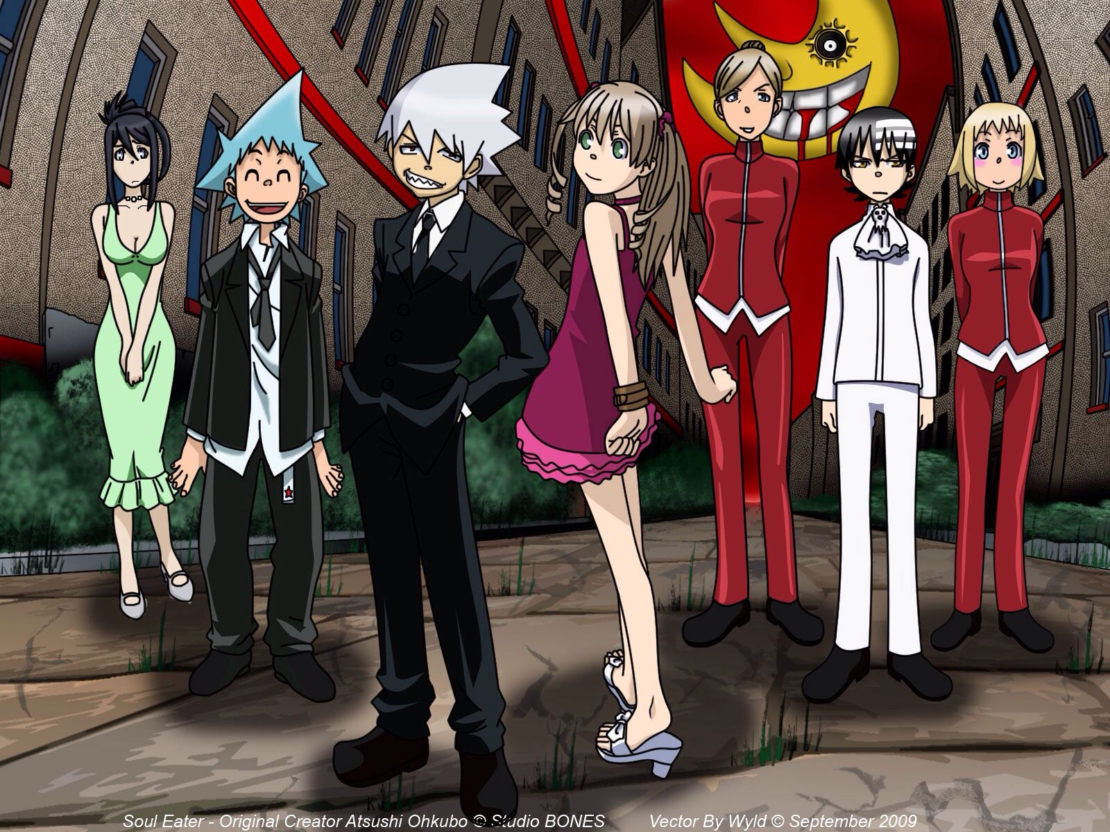 Pin on Soul Eater