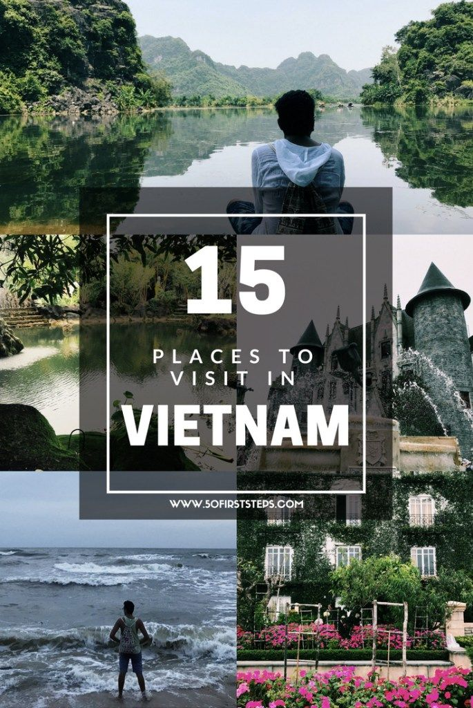 Top 15 Places to Visit in Vietnam | 50 First Steps, by Rohan Tandon