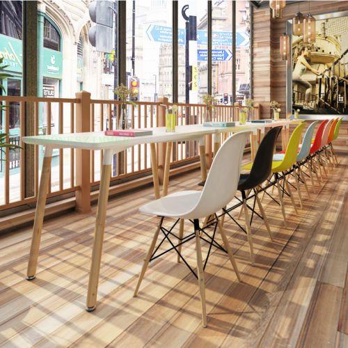 4er stuhl design wohnzimmer stuehle eames eiffel esszimmerstuhl - Design Sthle Fr Wohnzimmer