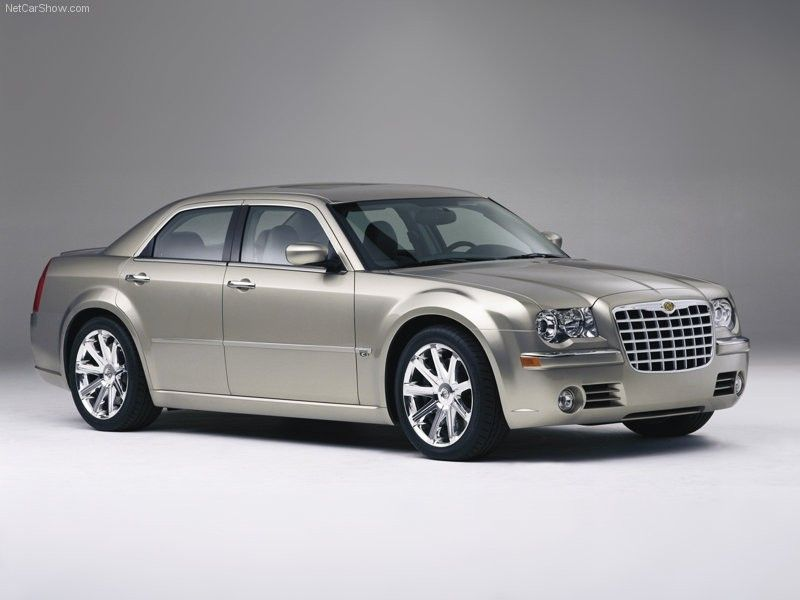 2003 Chrysler 300 Concept Ralph Gilles With Images Chrysler