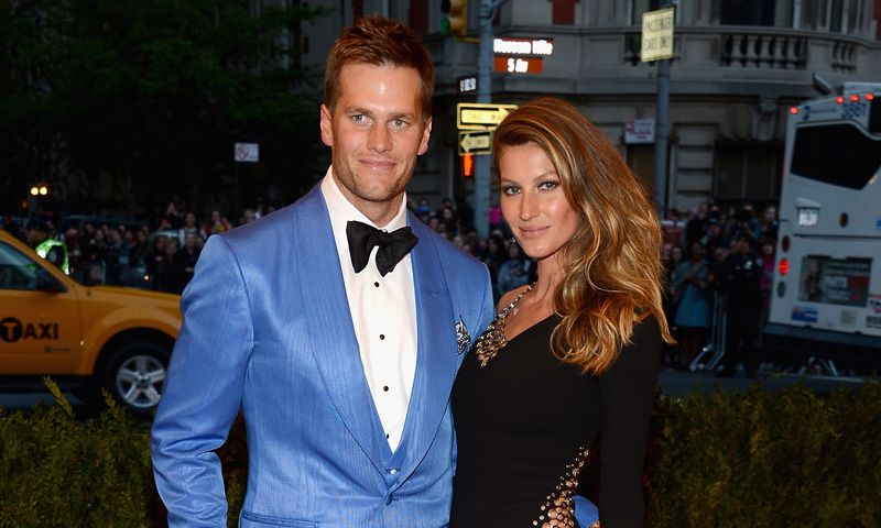 Met Gala 2017: Gisele Bündchen and Tom Brady's best candid party photos over the years