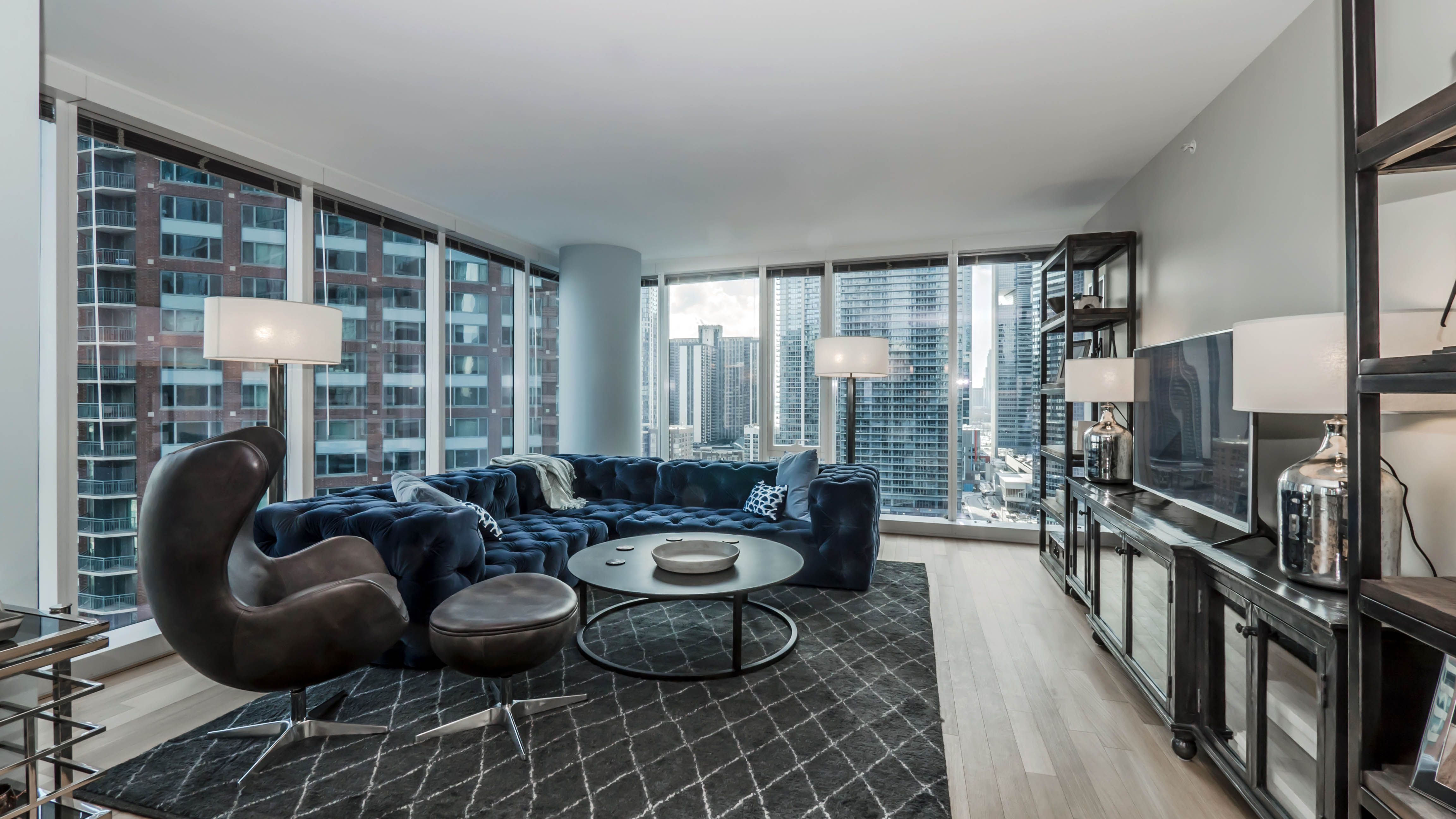 mpp plaza two bedroom apartments chicago in millennium park