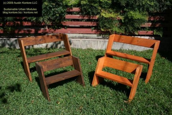 Wood Craft Desain and Project: | bench | Pinterest