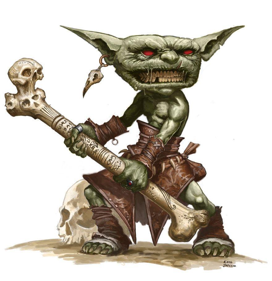 Old Bonetongue By Sarmati On Deviantart D Amp D Orcs Trolls